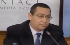 Ponta: Suntem cei mai mari reclamagii la Bruxelles. Ne sabotam singuri