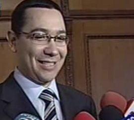 Ponta: Suntem recordmeni mondiali cand e vorba de Coduri (Video)