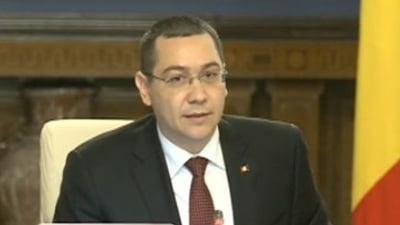 Ponta: TVA la toate alimentele, scazuta la 9%