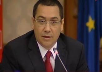 Ponta: TVR - o tribuna politica a presedintelui Traian Basescu