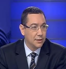 Ponta: Traian Basescu pana la un punct este chiar comic