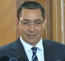 Ponta: Trebuie sa rediscutam si sa modificam protocolul USL