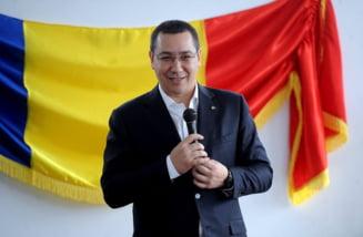 Ponta: Tudose va prelua conducerea PSD. Dragnea este o mare slabiciune pentru partid