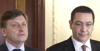 Ponta: UDMR nu va face parte din Guvern