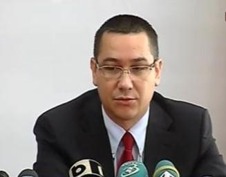 Ponta: USL nu are adversar