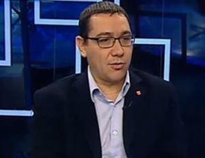 Ponta: USL nu se rupe inainte de alegeri, pericolul va fi dupa ce vom fi la guvernare