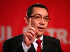 Ponta: USL va castiga alegerile din Ardeal si Bucuresti