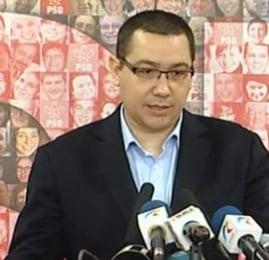 Ponta: Udrea nu-i romanca, Parlamentul - format din tradatori cu dosare penale