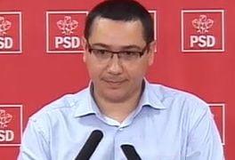 Ponta: Un candidat betiv si cu o iubita blonda, cel mai bun pentru presedintie