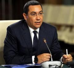 Ponta: Un politicianism extrem straveziu si daunator - sper ca Iohannis sa-si gaseasca consilieri mai buni