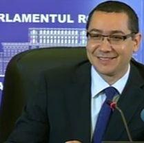 Ponta: Unii dintre cei care au fost pe la ICR se ocupa acum de atacurile impotriva mea (Video)
