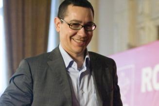 Ponta: Urez succes candidatului unic al dreptei - Iohannis, Udrea, Diaconescu, Macovei
