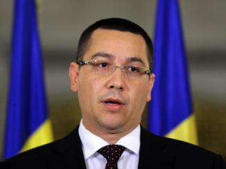 """Ponta: Va fi o rectificare de buget in octombrie, de tipul """"luam bani de la unii si dam la altii"""""""