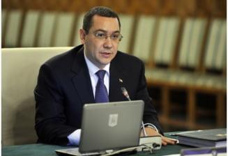 Ponta: Vad o inrautatire a relatiilor cu Federatia Rusa pe termen scurt si mediu