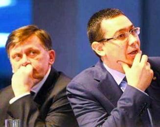 Ponta: Voi vota impotriva proiectului Rosia Montana. Antonescu se mai gandeste