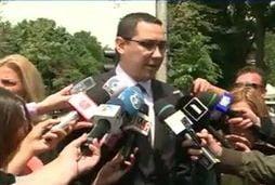 Ponta: Vom avea cresteri de locuri de munca numai din zona privata
