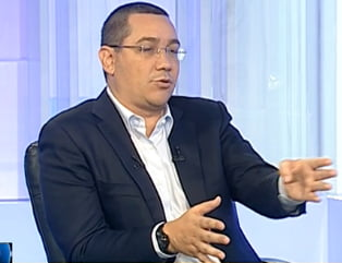 Ponta: Vreau sa ajung cat mai repede in fata judecatorilor - ce carte va juca