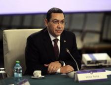Ponta: Vreau sa inteleg cu ce am gresit. Mi s-ar fi parut o tradare sa renunt la guvernare