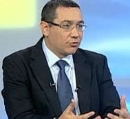 Ponta: Vreau salariu minim de 1.000 de lei, n-avem un text al Legii Salarizarii