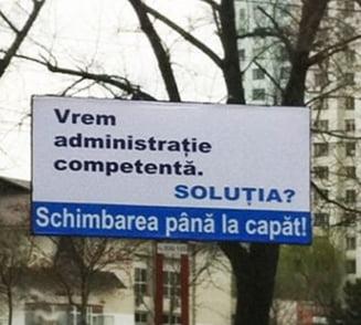 Ponta, acuzat ca a plagiat pana si sloganul la prezidentiale