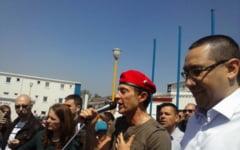 Ponta, alaturi de Mazare in cartierul Henri Coanda: Stau langa cine trebuie, o sa fiu alaturi de Radu