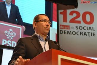 Ponta, aluzii din concediu: Jurnalisti ca ei ar trebui sa vorbeasca in numele serviciilor, nu al presei (Video)