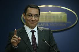 """Ponta, amnezie incredibila: Si el a votat pentru """"vanzarea intereselor tarii"""""""