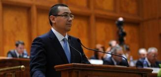 Ponta, amuzat de ironiile lui Dragnea la adresa sa: Doar prostii nu rad, ci se supara