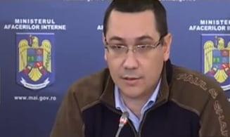Ponta, apel la populatie: Restrangeti la minim deplasarea! Intreaga saptamana va fi dificila