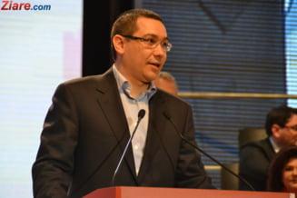 Ponta, apel pentru liberali: Nu sabotati proiectul de revizuire a Constitutiei! (Video)