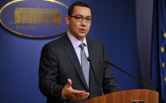 Ponta, atac la Basescu: Sa vii la TV si sa vorbesti ca Udrea e ilegal pentru un presedinte (Video)