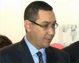 Ponta, atac la CCR pe Codul insolventei: Sprijina evaziunea fiscala
