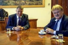 Ponta, atac la Iohannis: E prieten cu liderul PPE care a cerut amprentarea romanilor