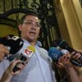 Ponta, audiat la DNA in dosarul Tel Drum: Poate o sa-mi aduca noroc