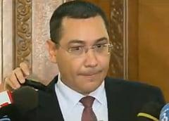 Ponta, audiat la DNA in noul dosar al lui Sebastian Ghita (Video) UPDATE