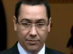Ponta, calaul lui Geoana: Eu l-am propus pentru excludere