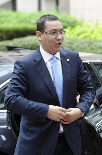 Ponta, catre ICR: Acum vreti sa ramaneti sub presedinte sau e mai bine la Senat?