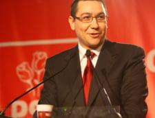 Ponta, catre Ungureanu: Cereti-le parlamentarilor Puterii sa voteze la motiune!