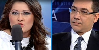 """Ponta, certat la Antena3: Ministrul """"molusca"""" de ce nu se implica in dosarul Mircea Basescu?"""
