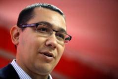 Ponta, convins ca liberalii sunt alaturi de el