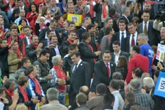 Ponta, cu 20% in spatele colegului sau de alianta, Crin Antonescu - sondaj Avangarde