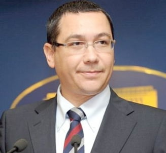 Ponta, dat in judecata: Minte cu nerusinare!