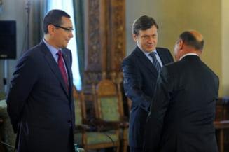 Ponta, de acord cu demisia lui Basescu: Sustin initiativele bune, chiar daca nu sunt consultat