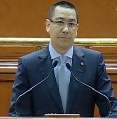 """Ponta, despre """"denuntatorul"""" la Fisc: La noi nu functioneaza spiritul civic, ci spritul delatiunii"""