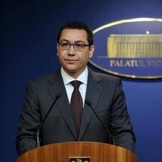 Ponta, despre Congresul PES: E ca la Radio Erevan, nu ei ni-l iau, noi cerem sa-l mute (Video)