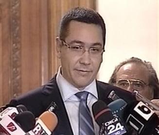 Ponta, despre Congresul PPE: Premierii europeni vor afla cum stau lucrurile in Romania