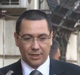 Ponta, despre NUP pentru plagiat si gratierea lui Becali