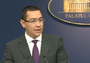 Ponta, despre Romgaz si Transgaz: Gazul este al tarii, taxele locale raman la Medias