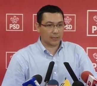 Ponta, despre Voiculescu: Eu pe vremea aceea jucam baschet, intrebati-l pe Basescu