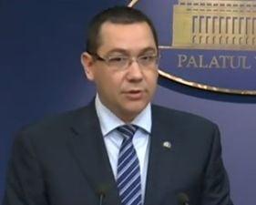 Ponta, despre acciza: Suport o batalie electorala cu Basescu, are o gandire simplista